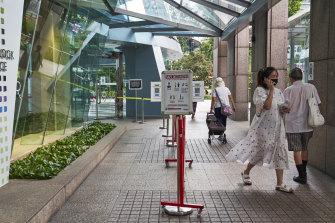 Ledakan itu merupakan kemunduran besar menurut standar Singapura, karena negara kota, seperti Australia, adalah salah satu dari sedikit