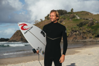 SurferOwen Wright will compete in the Tokyo Olympics.