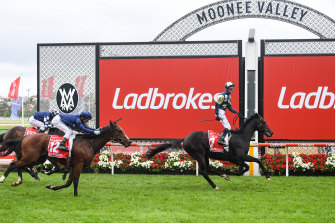 The local boss of Ladbrokes' owner Entain says its offer gave Tabcorp shareholders certainty.
