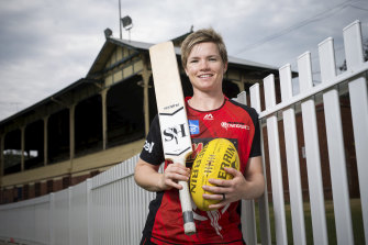 Sporting all-rounder Jess Duffin will captain the Renegades in the next Big Bash season.