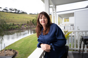 Byron Bay hinterland Forget Me Not Farm Cottages owner Jo Schneider said her phone has been ringing non-stop the two days as people cancel their school holiday bookings.