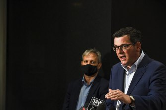 Premier Daniel Andrews blocked international flights in mid-February after another COVID-19 leak out of a hotel.