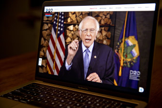 Senator Bernie Sanders told Jimmy Fallon that Donald Trump would cry foul.