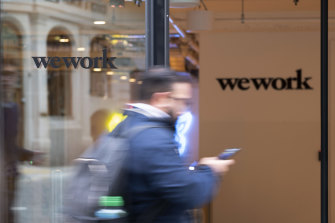 Office rental firm WeWork last year pulled its public offering, ousted its chief executive and cut its valuation by 80 per cent.