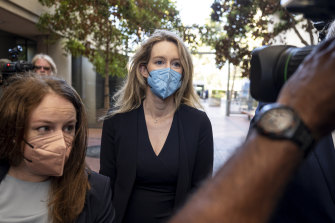 The trial of Theranos founder Elizabeth Holmes is continuing.