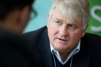 Digicel's owner Denis O'Brien is an experienced negotiator.