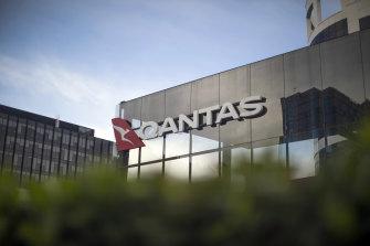 Qantas has around 3500 staff based at its Mascot headquarters.