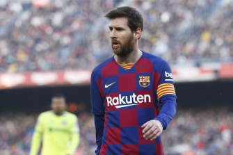 Lionel Messi has made a generous donation to fight coronavirus.