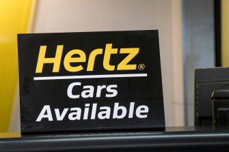 Hertz Files For Bankruptcy Protection As Rentals Evaporate In Pandemic
