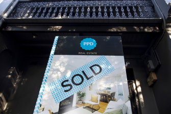 Sydney house prices have accelerated during the pandemic.