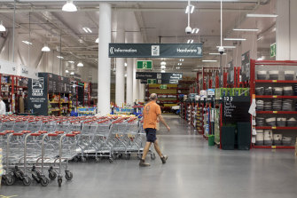 Bunnings will acquire Beaumont tiles for an undisclosed amount.