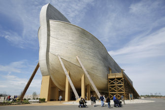 Sarah Krasnostein was surprised that the Creation Museum with its life-size model of Noah's Ark was so enjoyable.