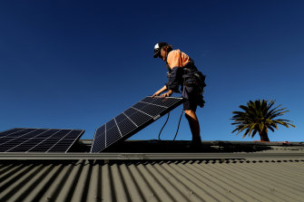 Networks will be able to make proposals for charges to rooftop solar panel owners who export power to the energy grid.