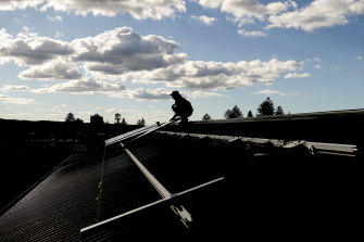 Managing the output of energy from rooftop solar in WA has been a focus of the Australian Energy Market Operator.