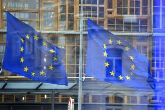 European Union handed down $1 billion in fines to four major German car manufacturers.