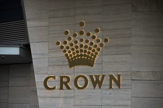 Blackstone lobbed an $11.85 a share indicative bid at Crown a fortnight ago.