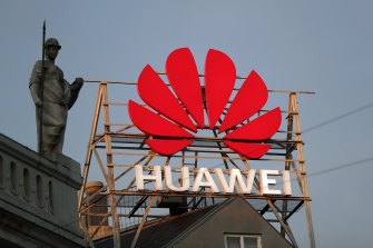 Huawei is a global leader in 5G technology.