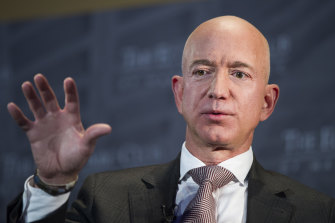 There will be significant interest, inside and outside Amazon, in how hands-on Jeff Bezos turns out to be in his new position.