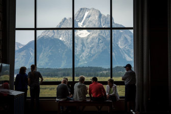The Jackson Hole summit of central bankers was held virtually this year.