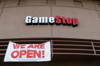 Australian companies are being caught up in a frenzy of retail investors buying US stock GameStop.