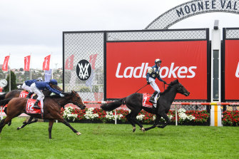 Ladbrokes owner Entain is the only party to publicly confirm its interest in Tabcorp's wagering   and media business.