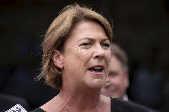 NSW Water Minister Melinda Pavey.