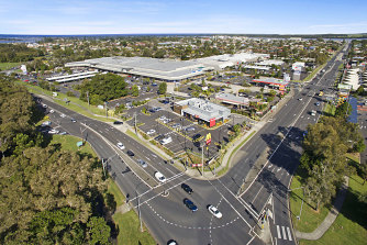 RAM owns the Ballina Central shopping centre on NSW's north coast.
