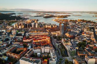 Norway could be about to have its first central bank chief.