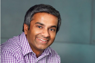 Australian Sunil Chandra is heading up OakNorth's platform in the Asia-Pacific region, as the company eyes opportunities in Australia.