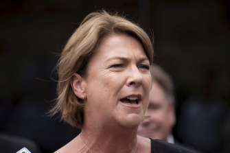 NSW Water Minister Melinda Pavey has criticised her departmental bureaucrats for being slow to act on water issues.