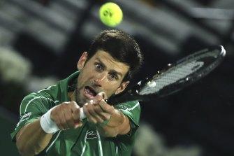 Novak Djokovic tested positive to COVID-19 following his ill-advised Adria Tour.
