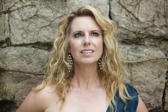 Fiona Campbell said she was grateful for her experience singing with the choir early in her career.