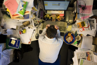 Not many can - or can be expected to - charge through the whole work day without breaks big or small.