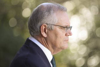 Prime Minister Scott Morrison wants to speed up the vaccine rollout.