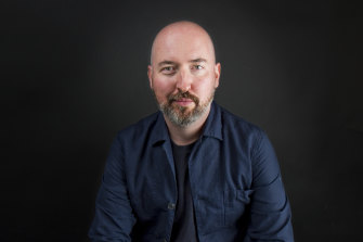 Douglas Stuart won the 2020 Booker Prize with his debut novel, Shuggie Bain.