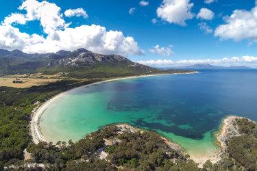 Flinders Island.