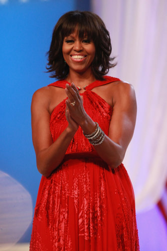 "Michelle Obama: ""I couldn't get a sports car, they wouldn't let me bungee jump."""