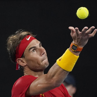 One more grand slam will see Rafael Nadal equal Federer's record number of 20.