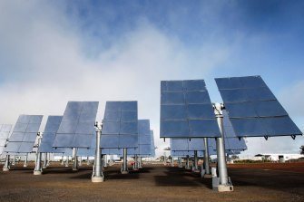 Tristan Edis of Green Energy Markets said the government's announcement suggested it believed a far higher renewables share was in Australia's best interests.