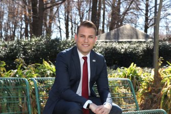 Labor staffer Jacob Ingram is also rumoured to be considering a bid for Canberra.