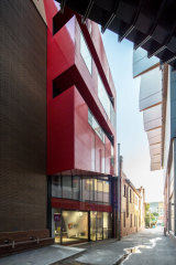 The Design Factory at Swinburne University by H20 Architects.