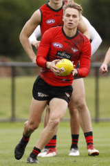 Dylan Clarke will make his debut against Geelong.