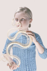 Petrina Hicks, Rattlesnakes blues, 2016 (detail) from The California Works series.