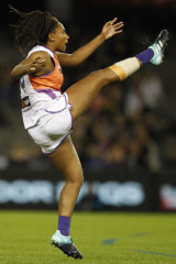 Sabrina Frederick is the latest player to join expansion club Richmond.