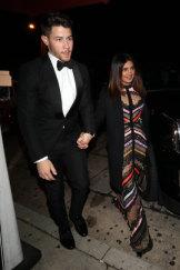 We bet Nick Jonas isn't buying Priyanka Chopra anything cheesy.