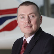 IAG chief Willie Walsh.