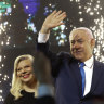 Netanyahu appears headed to re-election in Israeli vote