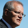 Scott Morrison 'deeply concerned' by Turkey's attack on northern Syria