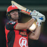Renegades smash Sixers, jump up ladder