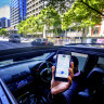 Uber drivers complain they are forced to break the law to do their job